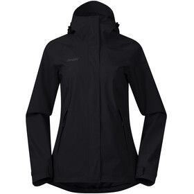 Bergans Ramberg Jacket Women Black/Solid Charcoal